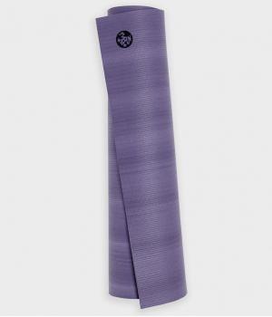 Коврик для йоги из ПВХ Manduka The PRO Mat 180*66*0,6 см - Amethyst Violet Colorfields (Limited Edition)
