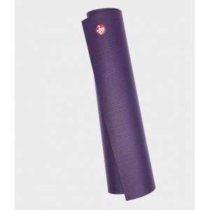 Коврик для йоги из ПВХ Manduka The PRO Mat 180*66*0,6 см - Black Magic