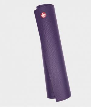 Коврик для йоги из ПВХ Manduka The PRO Mat 215*66*0,6 см - Black Magic