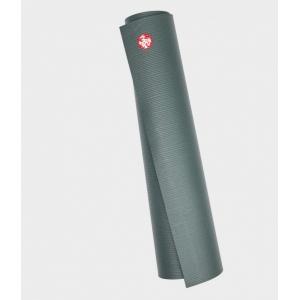 Коврик для йоги из ПВХ Manduka The PRO Mat 180*66*0,6 см - Black Sage