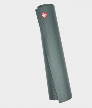 Коврик для йоги из ПВХ Manduka The PRO Mat 215*66*0,6 см - Black Sage