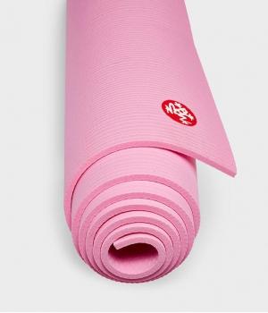 Коврик для йоги из ПВХ Manduka The PRO Mat 180*66*0,6 см - Fuchsia (Limited Edition)