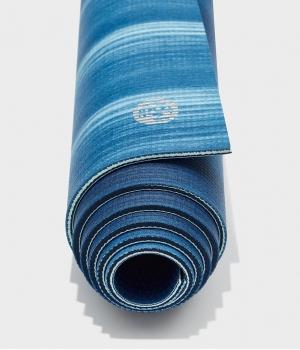 Коврик для йоги из ПВХ Manduka The PRO Mat 180*66*0,6 см - Sea Foam Colorfields (Limited Edition)