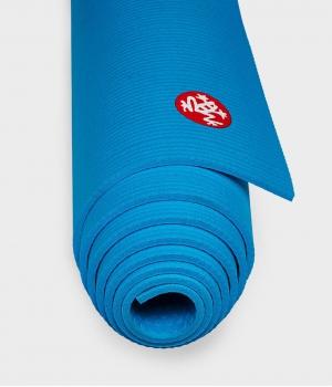 Коврик для йоги из ПВХ Manduka PROlite 180*61*0,47 см - Dresden Blue (Limited Edition)