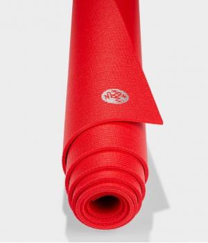 Коврик для йоги из ПВХ Manduka PROlite 180*61*0,47 см - Red (Limited Edition)