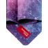 Дизайнерский коврик для йоги с покрытием из микрофибры Namaste Team 183*68*0,4 см - Universe