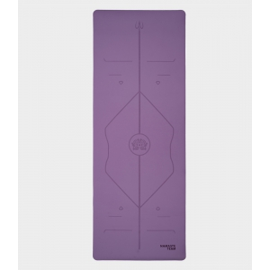 Каучуковый коврик с покрытием Non-Slip Namaste Team 183*68*0,5 см - Purple
