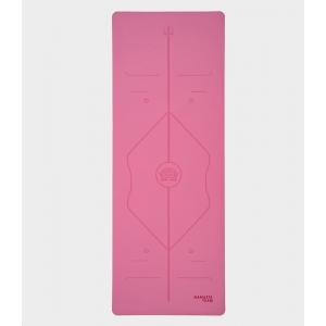 Каучуковый коврик с покрытием Non-Slip Namaste Team 183*68*0,5 см - Pink