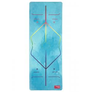 Каучуковый коврик с покрытием из микрофибры Namaste Team 183*68*0,4 см - Dzen