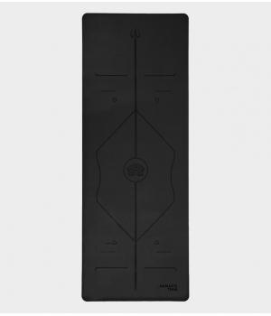 Каучуковый коврик с покрытием Non-Slip Namaste Team 183*68*0,5 см - Black