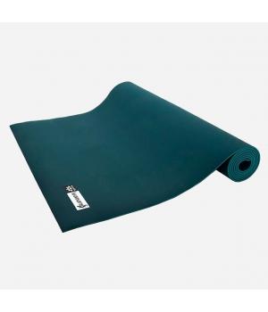 Каучуковый коврик для йоги Salamander Optimum 185*60*0,4 см - Изумрудный