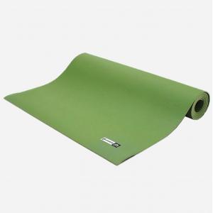 Каучуковый коврик для йоги Salamander Optimum 185*60*0,4 см - Зеленый