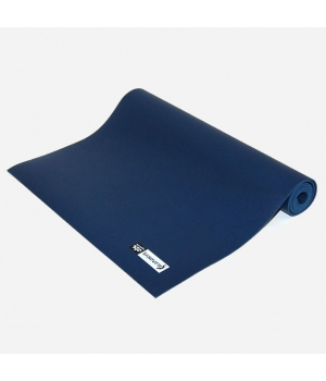 Каучуковый коврик для йоги Salamander Optimum 185*60*0,4 см - Синий