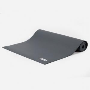 Каучуковый коврик для йоги Salamander Carbon 185*66*0,5 см