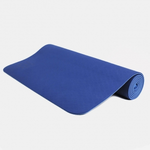 Коврик для йоги Shakti Pro синий 183*60*0,6 см