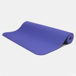 Коврик для йоги Shakti фиолетовый 183*60*0,4 см