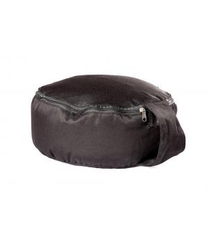 """Подушка для медитации """"Spiritual"""" 30см 15см черная"""