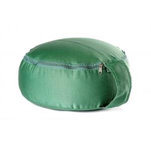 """Подушка для медитации """"Spiritual"""" 30см 15см зеленая"""