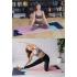 Коврик для йоги из ПВХ POSA AsanaDaily 183*61*0,6 - Flood 18