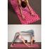 Каучуковый коврик с покрытием Non-slip POSA NonSlipPro 183*61*0,35 - Panther Rose SE