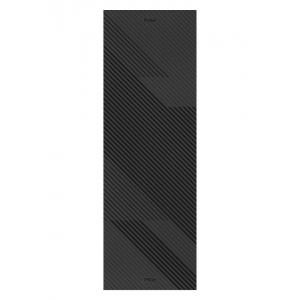 Каучуковый коврик для йоги с покрытием Non-slip POSA NonSlipPro 183*61*0,35 - Sprint Black