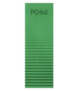 Каучуковый коврик с покрытием Non-slip POSA NonSlipPro 183*61*0,35 - Up! Green
